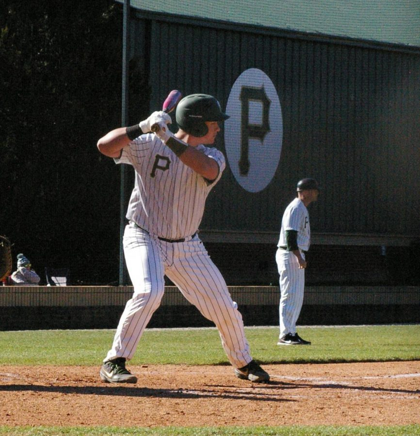 Holding Onto Faith: Piedmont Baseball Player Stays Strong During Life's Trials