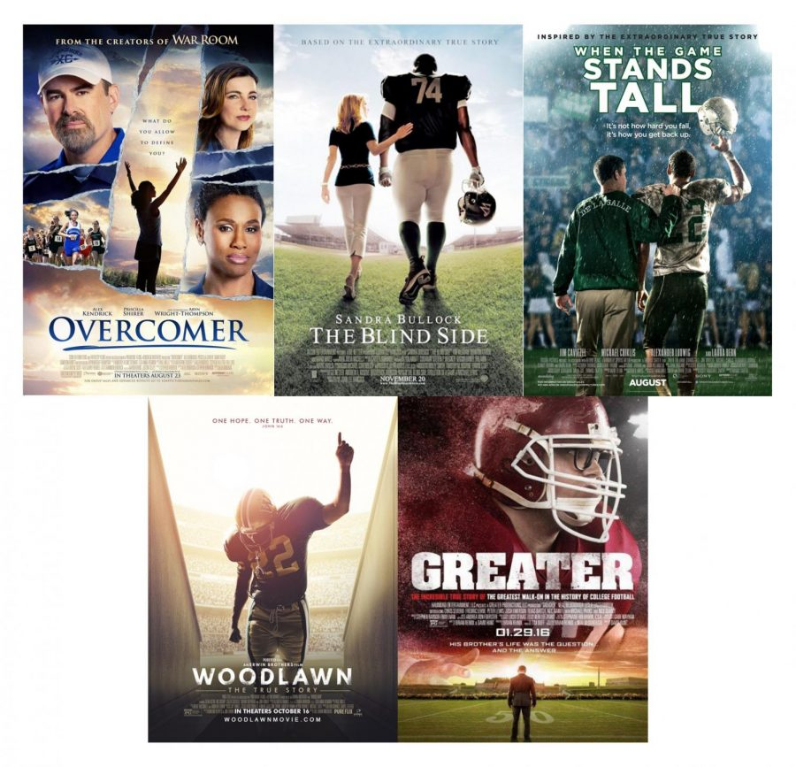 The Movies That Best Demonstrate Christianity in Sports