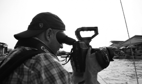 Filming for a documentary is a serious process that takes time and effort. // PHOTO Courtesy of StoryWise