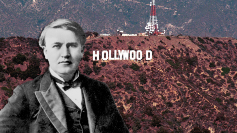 Thomas Edison drove the film industry to California.  PHOTO // Courtesy Getty Images/Erin McCarthy